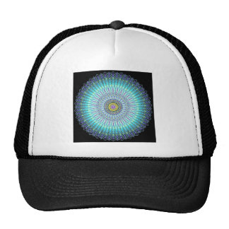 Regalos espirituales de la mandala gorras