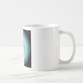 Regalos espirituales de la mandala tazas de café