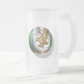 Regalos estupendos de los fanáticos del fútbol del taza de café