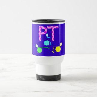 Regalos físicos de Therpist con los gráficos único Tazas De Café