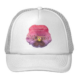 Regalos florales del día de madres gorra