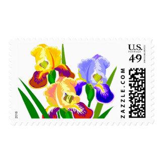 Regalos florales sello