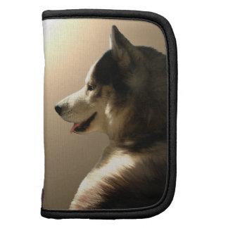 Regalos fornidos del perro de trineo del Día-conta Planificadores