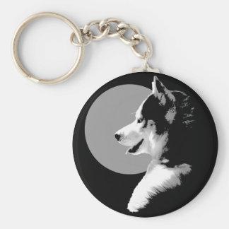 Regalos fornidos del perro del Malamute del husky