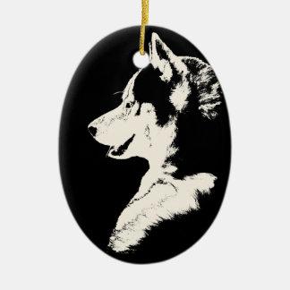 Regalos fornidos del perro del recuerdo del Malamu Adorno De Reyes