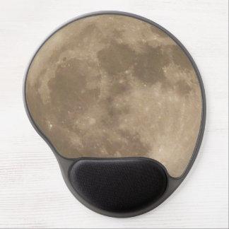 Regalos frescos de Mousepads de la luna de Alfombrilla De Raton Con Gel