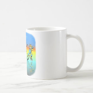Regalos frescos del hockey para los niños taza de café