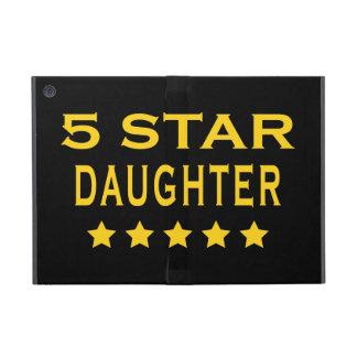 Regalos frescos divertidos: Hija de cinco estrella iPad Mini Cobertura