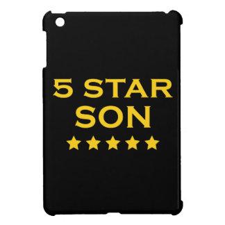 Regalos frescos divertidos: Hijo de cinco estrella iPad Mini Carcasas