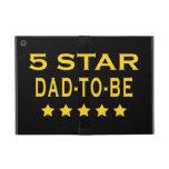 Regalos frescos divertidos: Papá de cinco estrella iPad Mini Fundas