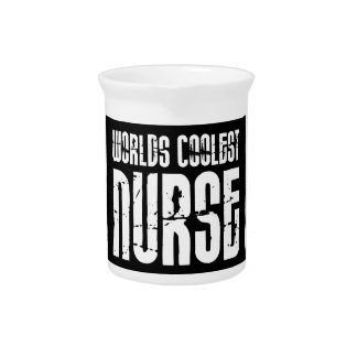 Regalos frescos para las enfermeras La enfermera Jarrón