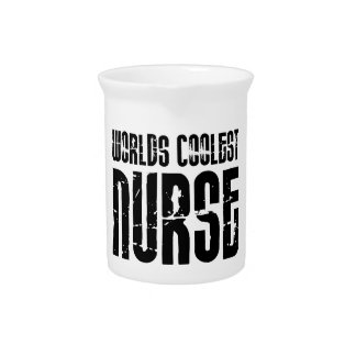 Regalos frescos para las enfermeras La enfermera Jarra De Beber