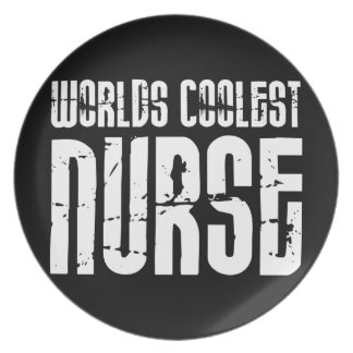 Regalos frescos para las enfermeras La enfermera Platos De Comidas
