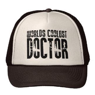 Regalos frescos para los doctores: El doctor más f Gorras