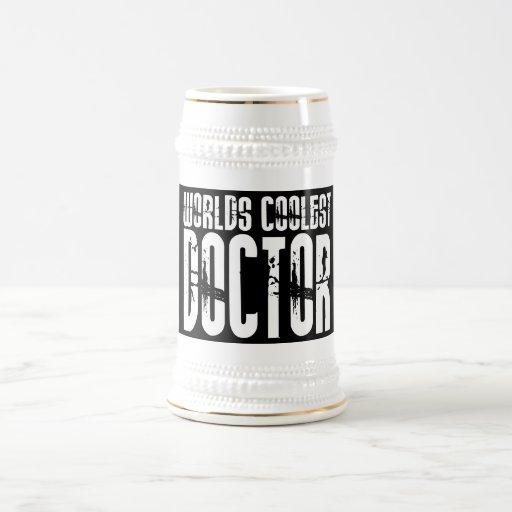 Regalos frescos para los doctores: El doctor más f Taza De Café