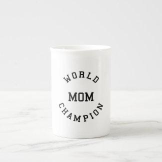 Regalos frescos retros para las mamáes: Mamá del c Taza De Porcelana