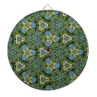 Regalos geométricos coloridos de las formas