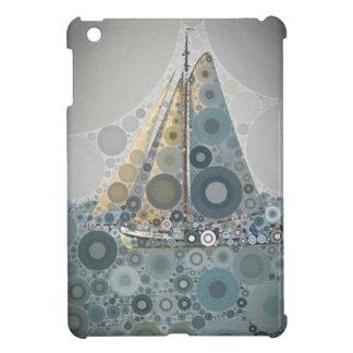 Regalos geométricos del arte del barco de navegaci
