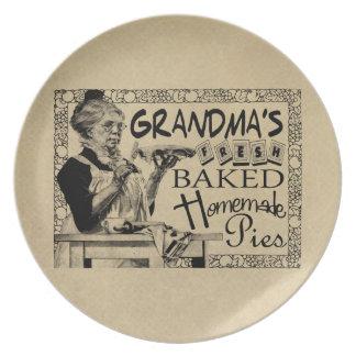 Regalos hechos en casa de las empanadas de la abue plato de comida