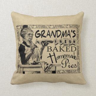 Regalos hechos en casa de las empanadas de la cojín