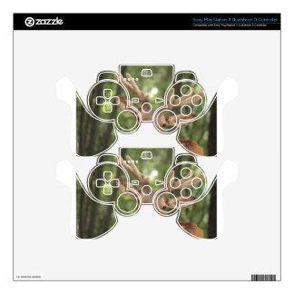 Regalos hermosos del dólar mando PS3 calcomanía