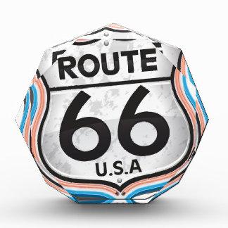 Regalos históricos de los E E U U Route66