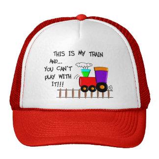 Regalos históricos del tren--Refranes hilarantes Gorras
