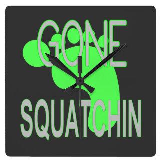 Regalos idos de Squatchin Relojes
