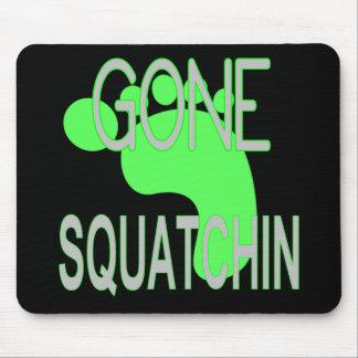 Regalos idos de Squatchin Tapete De Ratón