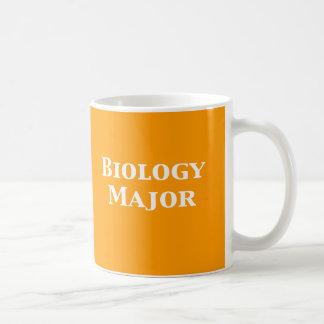 Regalos importantes de la biología tazas de café