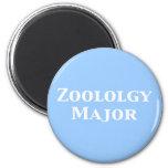 Regalos importantes de la zoología imán para frigorifico