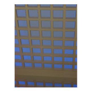 REGALOS inclinados azul elegante del arte gráfico