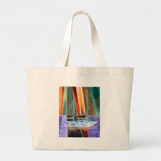 Regalos intangibles abstractos de la decoración de bolsas de mano