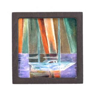 Regalos intangibles abstractos de la decoración de cajas de regalo de calidad