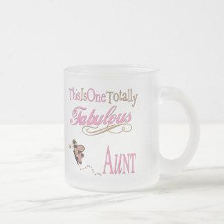 Regalos lindos para las tías taza de café