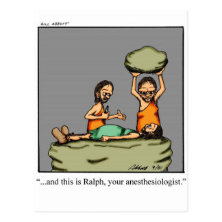 ¡Regalos médicos divertidos Postales