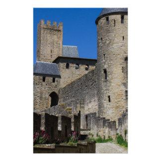 Regalos medievales del destino de los tiempos del   papeleria de diseño