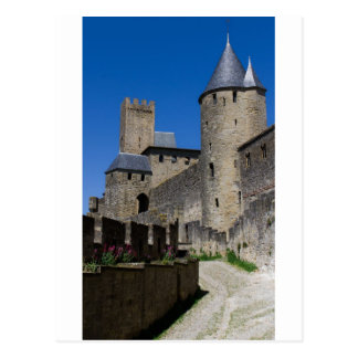 Regalos medievales del destino de los tiempos del postales