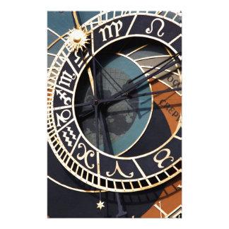 Regalos medievales del destino del reloj de los en  papeleria