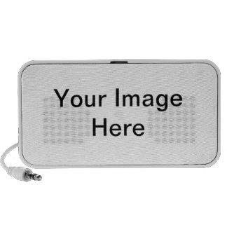 regalos modificados para requisitos particulares iPod altavoces
