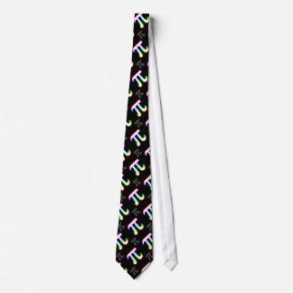 Regalos negros coloridos del friki del modelo el   corbata