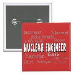 Regalos nucleares de la terminología del ingeniero pins