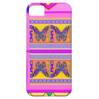 Regalos occidentales del diseño de la mariposa de iPhone 5 carcasa