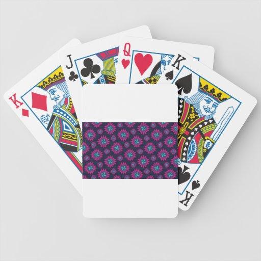 Regalos orientales de moda del diseño del modelo d baraja de cartas
