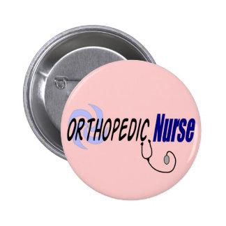 Regalos ortopédicos de la enfermera pin redondo 5 cm