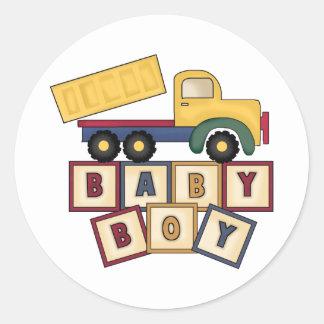 Regalos para el bebé etiquetas