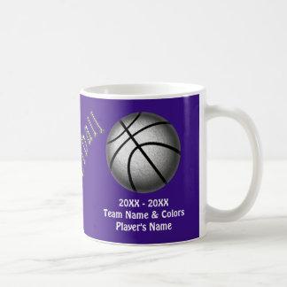 Regalos para el equipo de baloncesto SUS COLORES y Taza Clásica