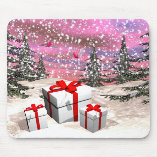 Regalos para el navidad mousepad