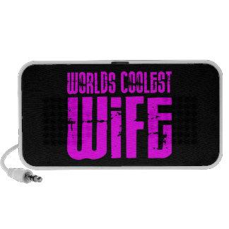 Regalos para las esposas frescas: La esposa más fr iPhone Altavoz