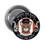 Regalos para los amantes del gato pin